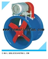 T30NO.4C Belt driven axial fan for industry