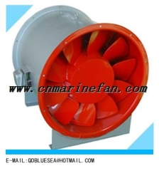 HTF-I NO.9 Smoke exhaust axial fan