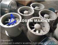 JCZ50B Maritime Exhaust fan for ship use