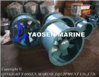 JCZ80A Vessel cargo room supply fan