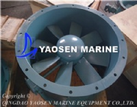 CZF90D Marine exhaust blower fan