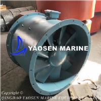 CZF120A Ship axial blower fan