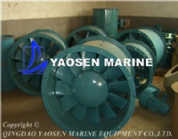 CZF140A Ship axial draft fan