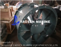 CZF140C vessel engine room blower fan
