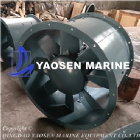 CZF140D Marine axial fan blower