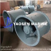 JCZ90B Marine pump room supply fan