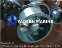 JCZ90C Marine axial flow duct fan