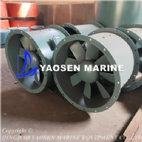 JCZ110A Vessel use Ventilation fan axial