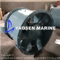 JCZ120B Maritime ventilated fan axial