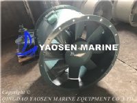 JCZ140A Vessel marine exhaust fan blower