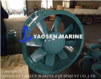 JCZ140B Marine axial ventilation fan