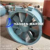 CDZ70-6 Marine low noise axial flow fan