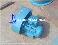 CQ10-J Marine High pressure Centrifugal fan