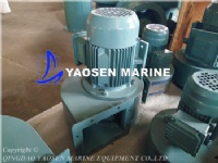 CQ14-J Vessel Centrifugal draft blower fan