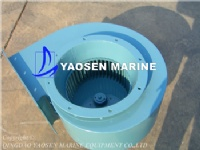 CWL-200D Marine industrial exhaust fan