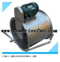 T30NO.7C Industrial belt driven axial fan