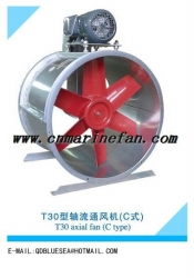 T30NO.8C High temperature exhaust fan