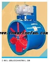 T30NO.9C Belt driven type axial fan
