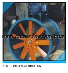 T30NO.12C Industrial axial flow ventilator