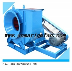 B472NO.8C Industrial Belt driven Explosion-proof blower fan