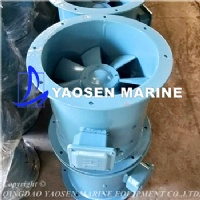 CZF30A Marine Axial Flow Fan for ship use