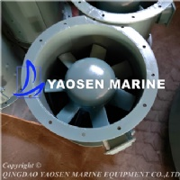 CZF40A Navy Axial flow fan for ship use