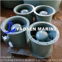 CDZ Marine Low noise Axial Fan