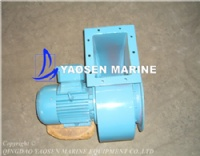 CWL-100G Ship small centrifugal blower fan