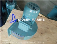 CWL-125D Marine exhaust blower fan